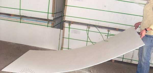 Условия монтажа стекломагниевых листов